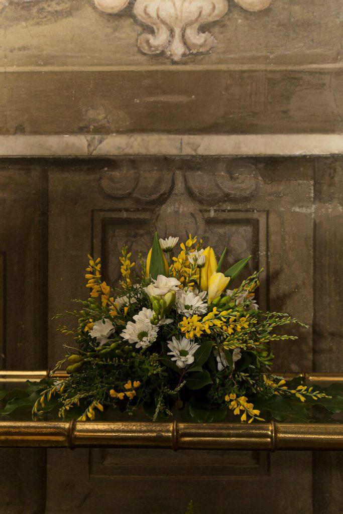 Creazioni nel Palazzo - Cattaneo - Carla Sandri Decorazioni Floreali