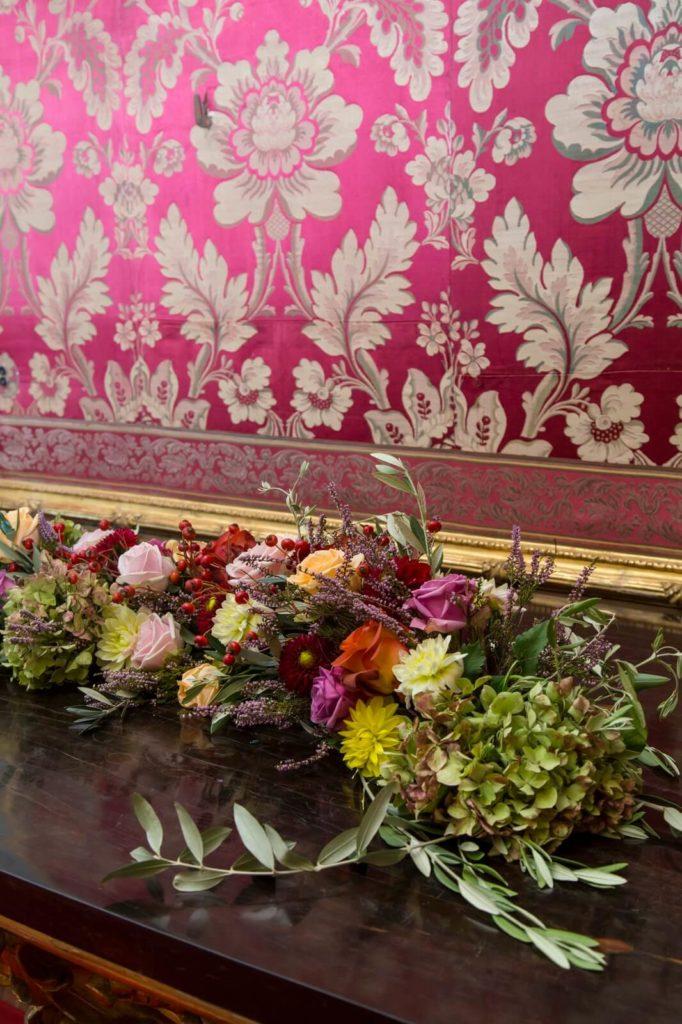 Creazioni nel Palazzo - Carla Sandri Decorazioni Floreali